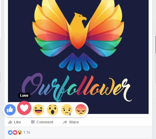 buy facebook emoji likes