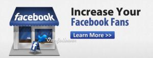 Buying Facebook Fans