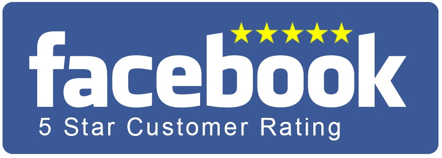 Image result for facebook 5 star rating logo