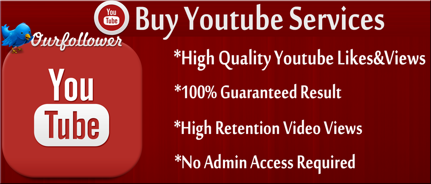 Buying YouTube Video Services